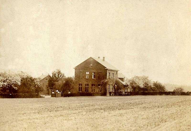 Bruchhausen im Jahr 1900